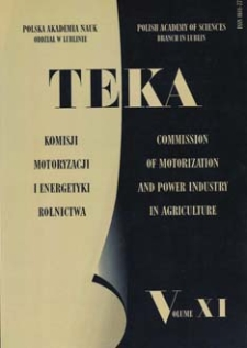 Teka Commission of Motorization and Power Industry in Agriculture