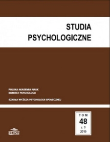 Psychological Studies