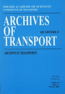 Archives of Transport
