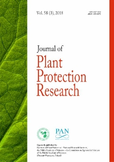 Journal of Plant Protection Research